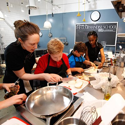Kids And Teen Cooking Classes