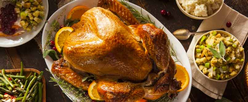 Top 5 Turkey Day Tips