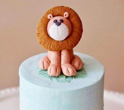 CAKE & GUMPASTE DECORATING: Mastering Naked Cakes & Gumpaste Figurines
