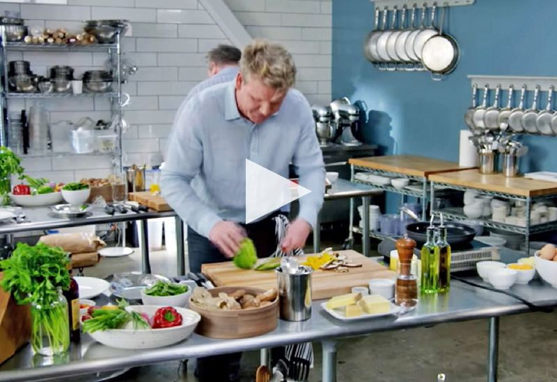 The F Word: Gordon Ramsay and Eric Stonestreet