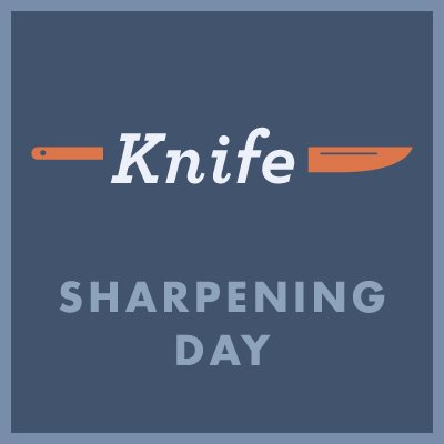 Knife Sharpening Gourmandise