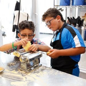 The Gourmandise School - Kids Classes