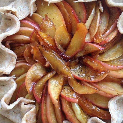Gourmandise Apple Tatin Filling