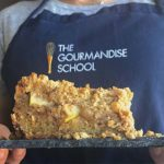 Gourmandise Baked Apple Crisp