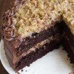 Gourmandise German Chocolate Cake