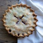 Gourmandise Whole Grain Pie Crust