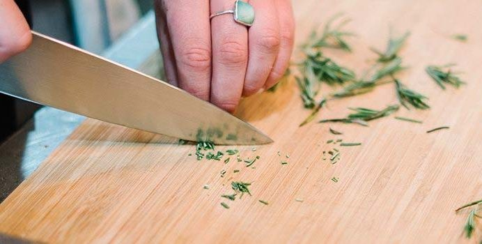 Gourmandise School Knife Sharpening Service