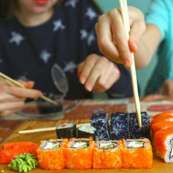 The Gourmandise School - Kids Sushi