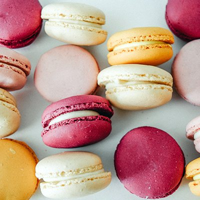 The Gourmandise School - Macarons