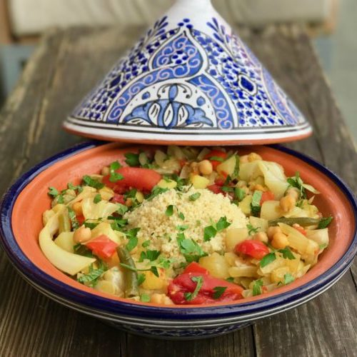 Gourmandise Chicken Tagine
