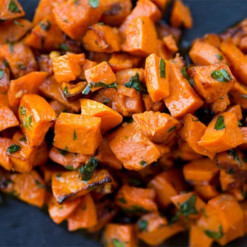 Gourmandise Sweet Potato Salad