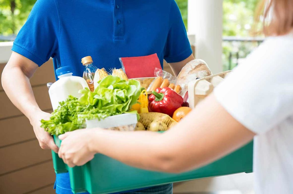 WHOLESALERS OFFERING GROCERY DELIVERY