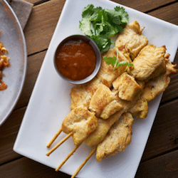 GRILLED THAI SKEWERS
